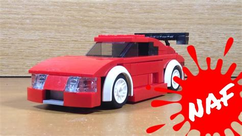 lego toyota supra lego stanced toyota supra review build tutorial