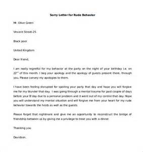 Birthday Party Cancellation Letter Personal Letter Template 41 Free Sample Example Format