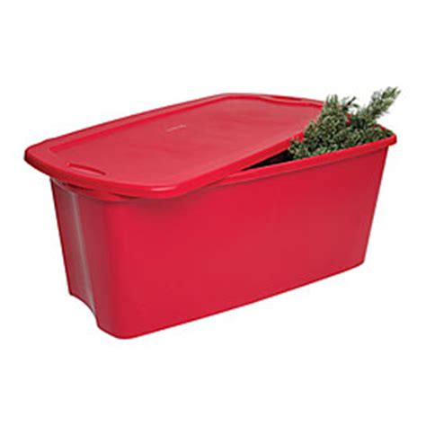 sterilite 19 gal christmas ornament storage sterilite 174 50 gallon tote big lots