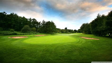 Golf Courses In Golf Course Wallpaper 1920x1080 Wallpoper 450222