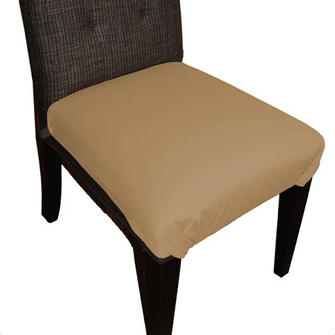 Seat Covers For Dining Room by Dining Chair Seat Covers Casual Cottage