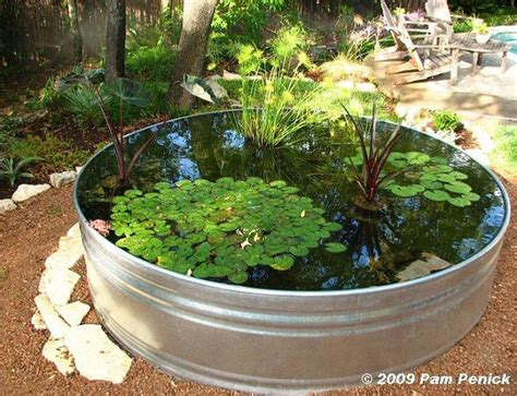 diy backyard pond awesome aquarium and fish pond ideas for your backyard the owner builder network