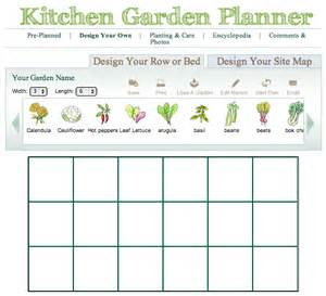 Vegetable Garden Template vegetable garden planner free