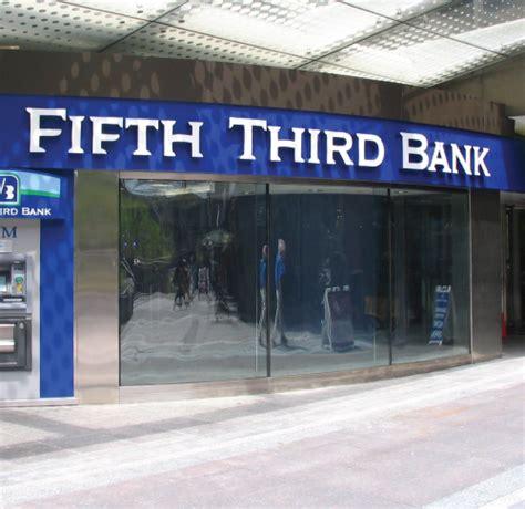 third bank fifth third bank united maier signs