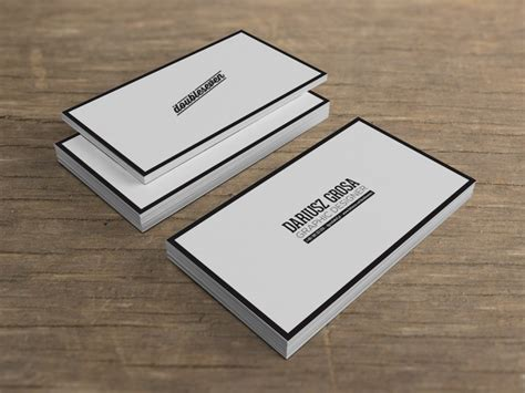 Personal Card Designer Template by Personal Business Card