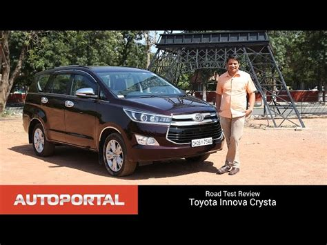 toyota innova price in india top model toyota innova crysta price in india images specs