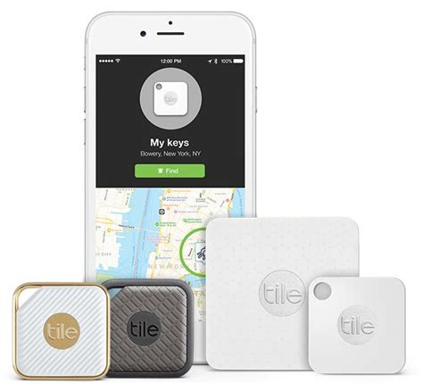 Buy Tile App Keep Track Find Your Things With Tile Bluetooth Tracker
