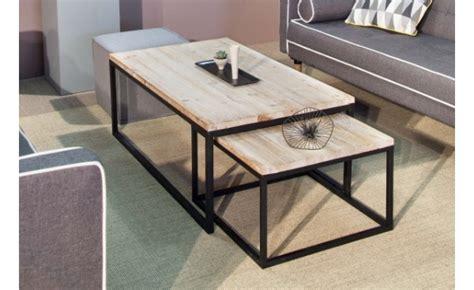 Table Basse Mã Tal Noir Location Table Basse Cleveland Et Tables Basses Phiapa Line