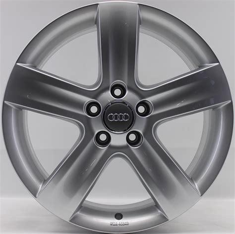 Audi A4 B7 Lochkreis by Original Audi A4 S4 8e B7 18 Zoll Sline Alufelgen Original