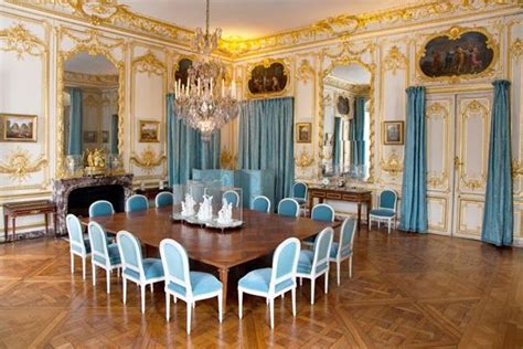 Versailles Dining Room Antoinette Picmia