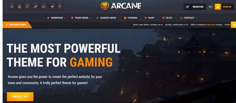 best themes in games best 11 gaming wordpress themes of 2018 skywarrior themes