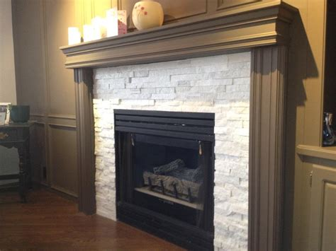 fireplace remodel for the home
