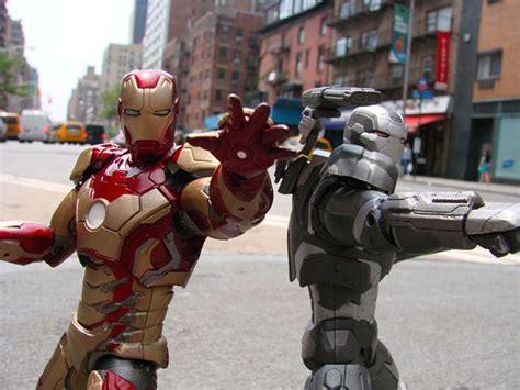 Marvel Select Iron 42 Battle Damaged marvel select iron 3 figures in stores raving maniac
