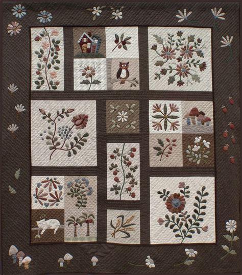 Japanese Patchwork Patterns - yoko saito applique designs appliqu 233 quilts