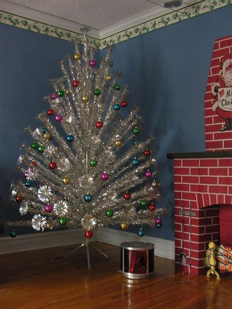 20 silver christmas trees festive and glamorous
