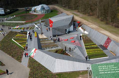 Wooden Garden Art - floriade architectural playscape stephan lenzen 2012 playscapes