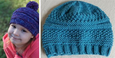 basic knitted hat pattern simple knitted sle hat free knitting pattern