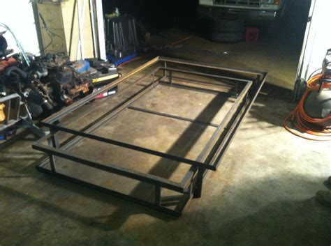 build your own truck bed slide out dodge ram diesel expedition build ih8mud forum