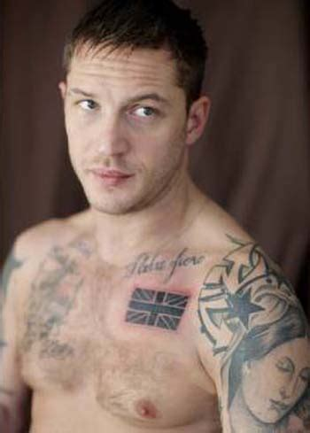 tom hardy tribal tattoo tom hardy tattoos designs