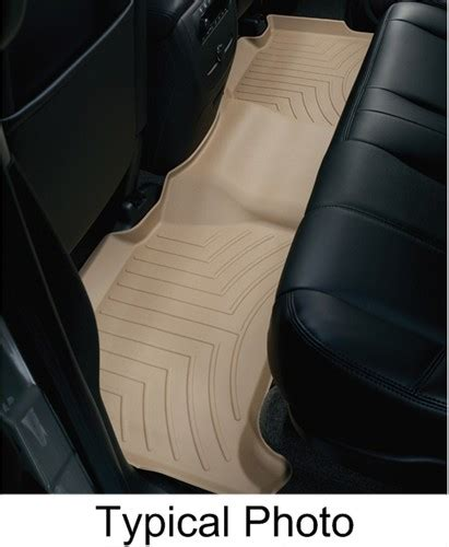 floor mats by weathertech for 2009 q7 wt451513