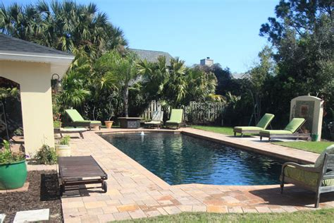Florida Home Designs by Florida Custom Swimming Pool Gallery Pool Designs By