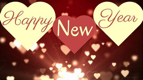 lovely new year wishes and greetings for couple happy