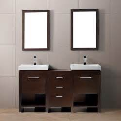 Bath Vanities For Small Bathrooms Small Double Vanities For Bath