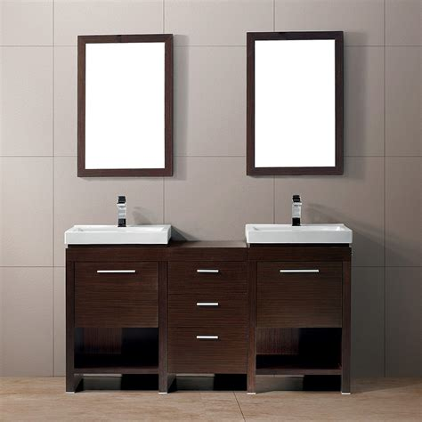 bathroom double sink cabinets small double vanities for bath useful reviews of shower