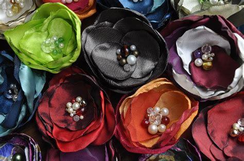apliques para el pelo flores de telas para vestidos o apliques en el pelo