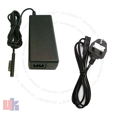 ebay ie 65w adaptor charger power supply for microsoft surface pro