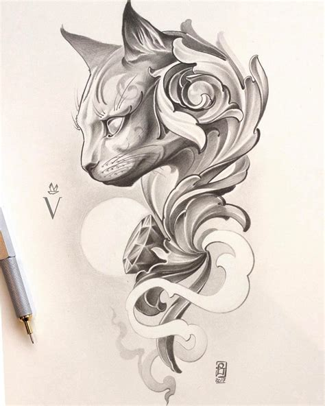 sketch tattoo style новости inspirations tattoos designs