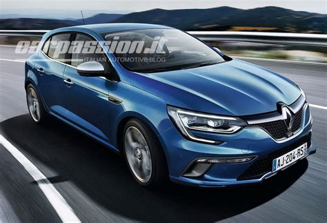 new renault megane all new 2016 renault megane revealed in official photos