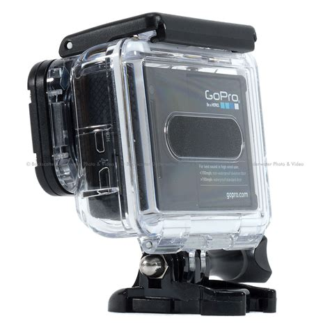 Gopro Gopro 3 Silver New gopro hero3 silver edition backscatter