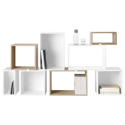 Muuto Stacked by Muuto Stacked Shelving System
