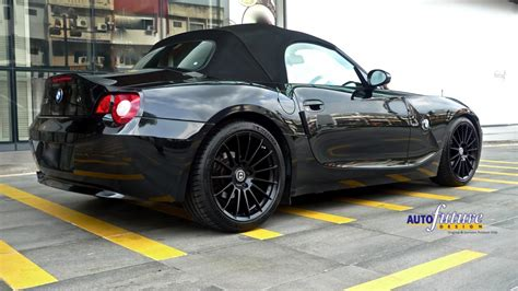 how it works cars 2003 bmw z4 regenerative braking a roadster s appeal bmw z4 equipped with hre flowform ff15 wheels autofuture design sdn bhd