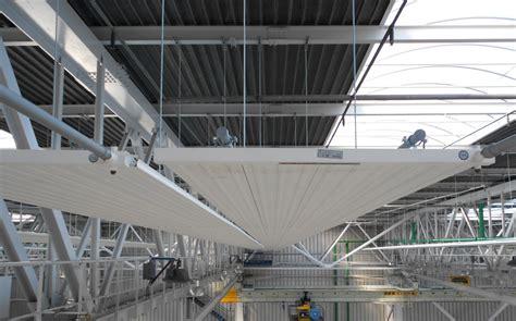 chauffage radiant plafond panneau rayonnant de plafond