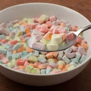 Bedroom Pranks crunch mallows dehydrated cereal marshmallows the