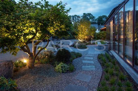 beleuchtung vorgarten gartenbeleuchtung lichtplanung lichtkonzept