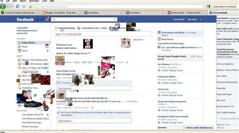 membuat link gambar di facebook cara membuat gambar melayang di facebook