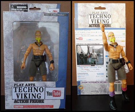 Know Your Meme Techno Viking - image 258894 technoviking know your meme