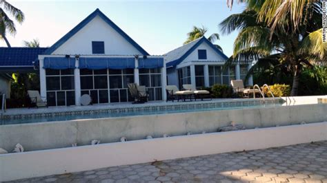 a visit to mcafee s pleasure palace in belize