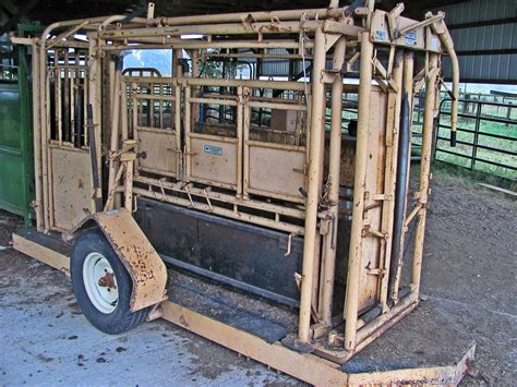Stede Truck Accessories Portable Cattle Chute