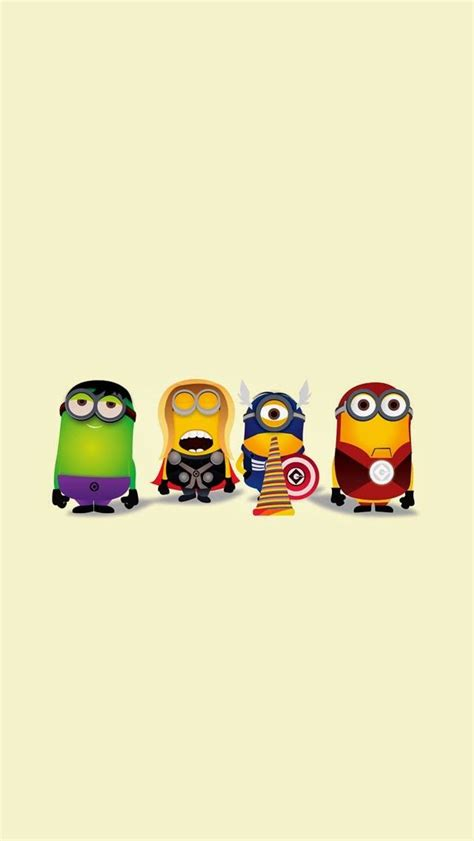 Minion Was Thor 0902 Casing For Iphone 7 Plus Hardcase 2d 17 best images about disney minions on iphone wallpapers iron and bobs