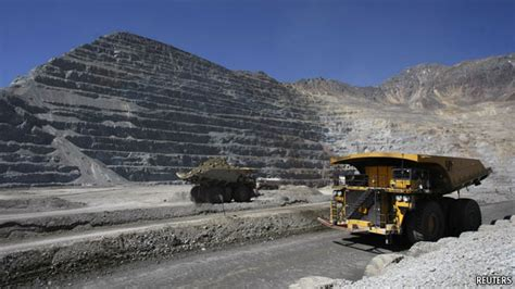 Mba In Mining Sector by Copper Bad Copper Chile S Mining Industry