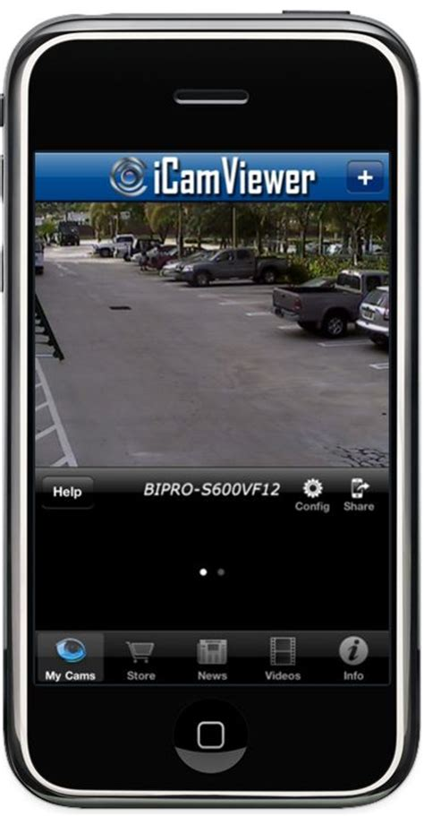 ip viewer and recorder icamviewer iphone app compatible with idvr pro cctv