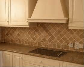 tumbled travertine backsplash houzz