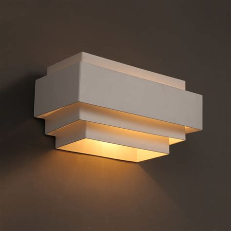 Modern Wall Lights For Bedroom Modern White Box Wall Ls Bedroom Bedside Wall Lights Bathroom Oregonuforeview