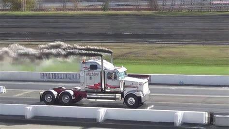 truck drag racing semi truck drag racing 2015