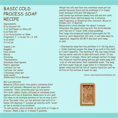 printable soap recipes basic cold process soap recipe soap recipes