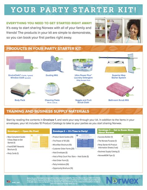 Staterkit Join Member how to join norwex direct sales member article by